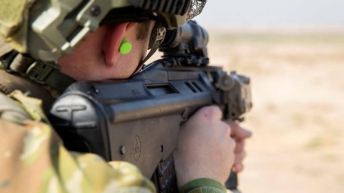 EF88 austeyr test aim