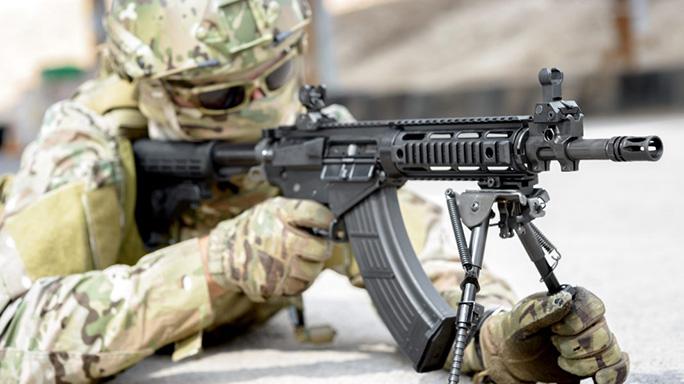Emtan Karmiel MZ-47 rifle