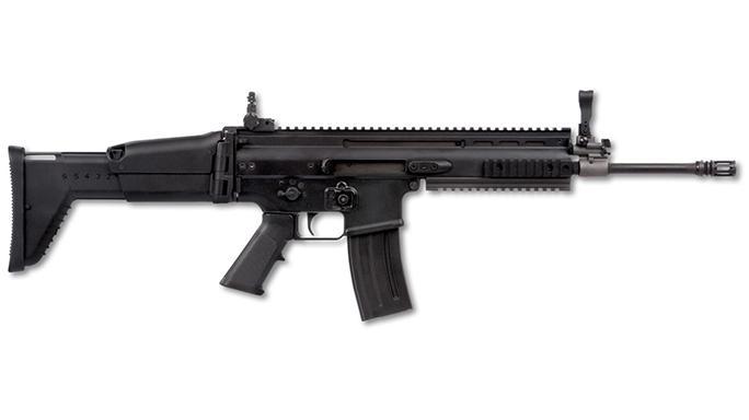 FN SCAR-SC carbine and SCAR 16 Standard