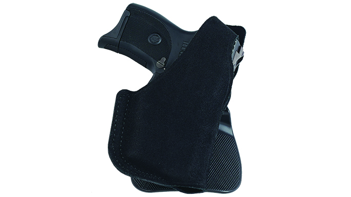 Galco Paddle Light retention holsters