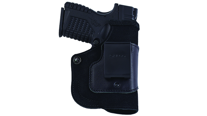 Galco Stow-N-Go retention holsters