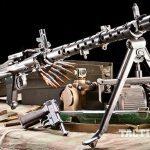 German MG34 Machine Gun