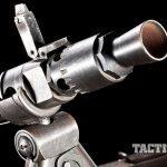 German MG34 Machine Gun muzzle booster