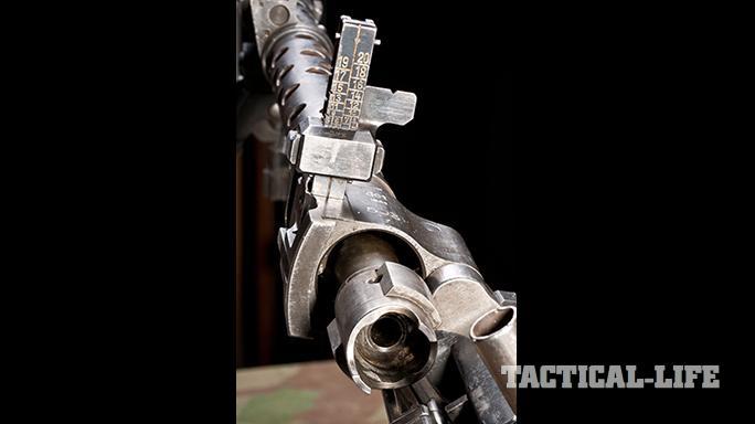 German MG34 Machine Gun receiver button