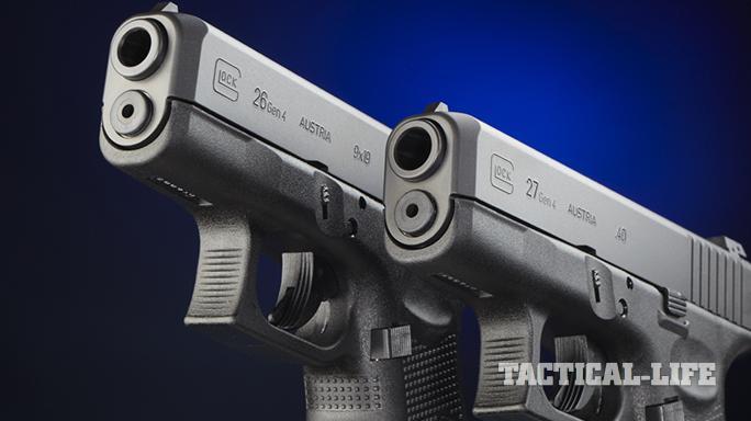 FBI supervisor stolen Glock 26 gen4