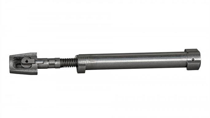 gunwerks GRB action bolt disassembled