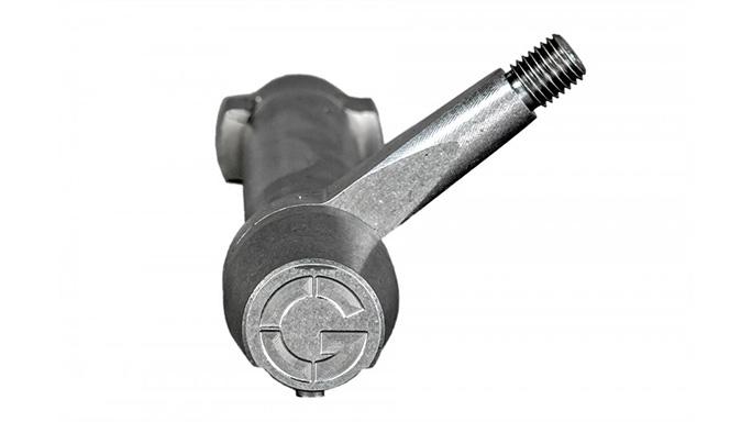 gunwerks GRB action bolt closeup
