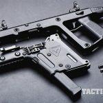 KRISS Vector Gen II SBR disassembled