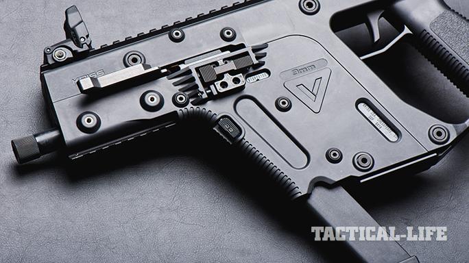 KRISS Vector Gen II SBR closeup