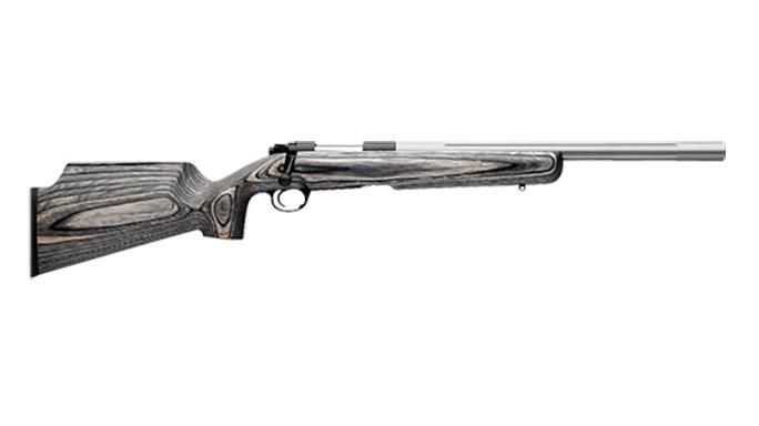 Kimber 84M SVT varmint hunting rifle