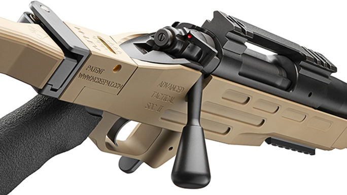 Kimber Advanced Tactical SOC II fde rifle details