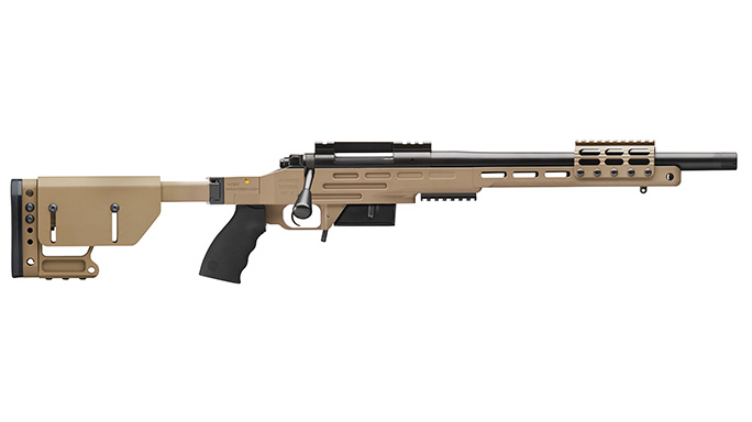 Kimber Advanced Tactical SRC II rifle right profile