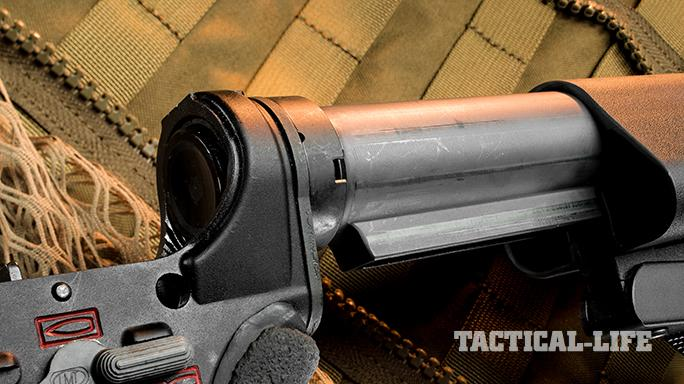 LMT CSW rifle buffer tube