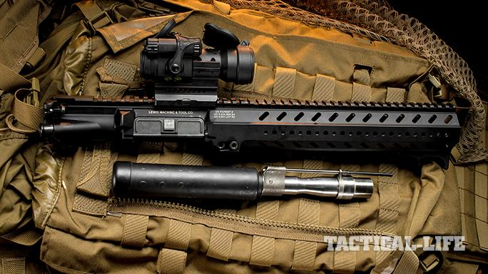 LMT CSW rifle rail platform