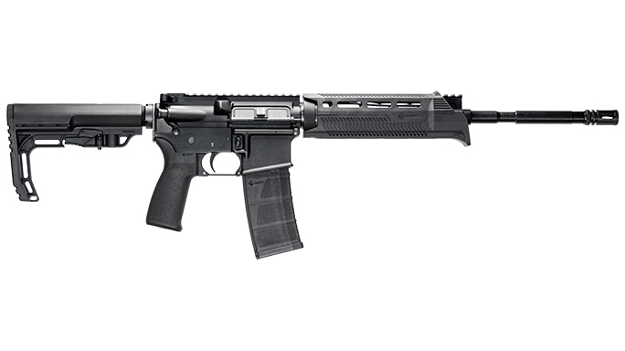 Mission First Tactical TP15MRS Handguard right profile