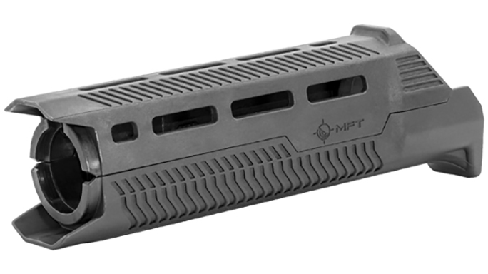 Mission First Tactical TP15MRS Handguard detached rear angle