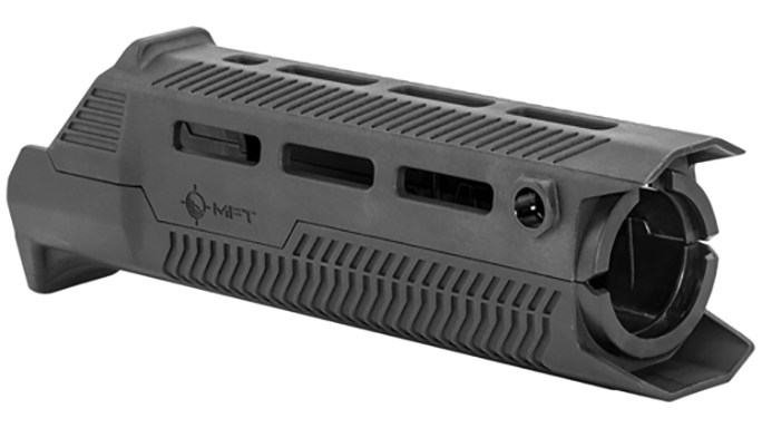 Mission First Tactical TP15MRS Handguard detached front angle