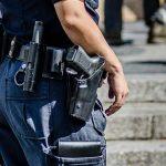 nypd service revolver vs glock pistol