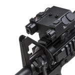 ar lasers NcSTAR Green & IR Laser With Quick-Release Mount