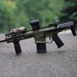 Noveske Ghetto Blaster Rifle left profile