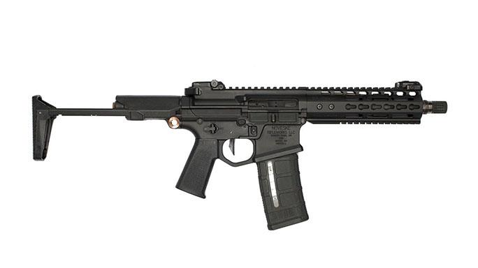 Noveske Ghetto Blaster Rifle 7.94-inch extended stock