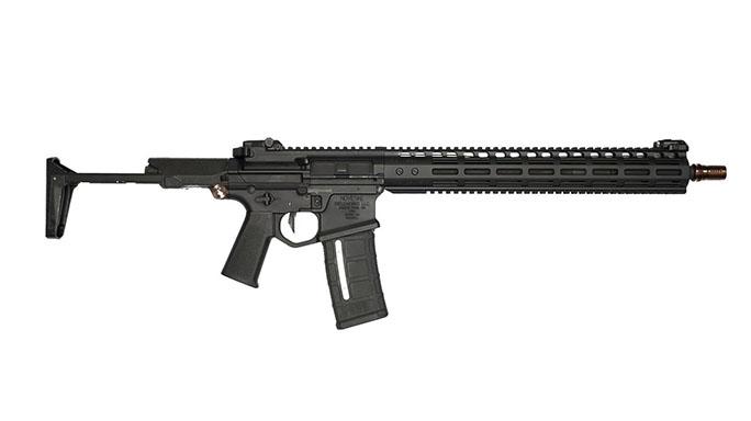 Noveske Ghetto Blaster Rifle 16-inch extended stock