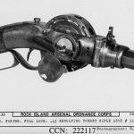 Porter Turret Rifle hammer and magazine