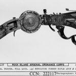 Porter Turret Rifle receiver