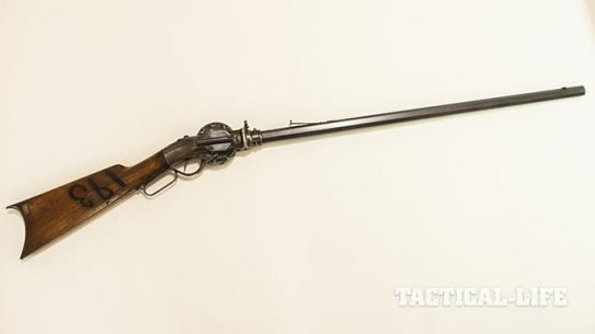 Porter Turret Rifle right profile