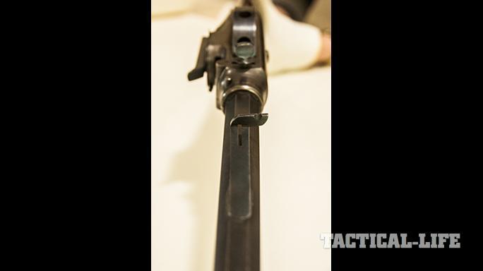 Porter Turret Rifle rear sight