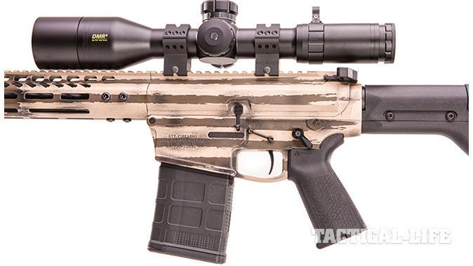 RTT-10 SASS rifle controls