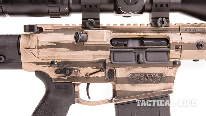 RTT-10 SASS rifle ejection port