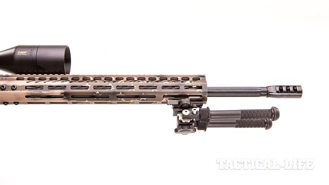 RTT-10 SASS rifle handguard