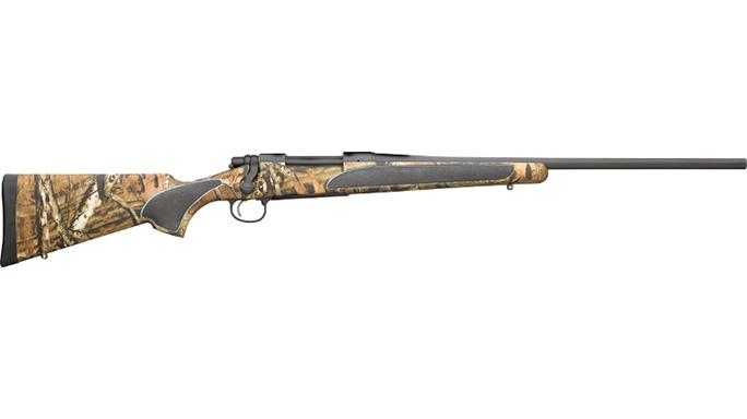 Remington Model 700 SPS Camo varmint hunting rifle