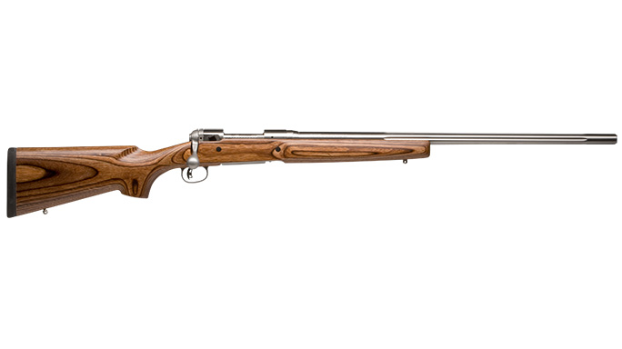 Savage Arms Model 12 Varmint Low Profile varmint hunting rifle