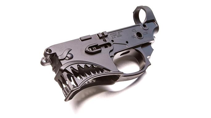 Sharps Bros Hellbreaker receiver