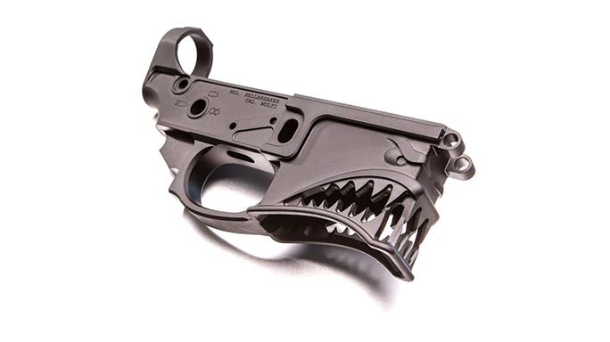 Sharps Bros Hellbreaker receiver right profile