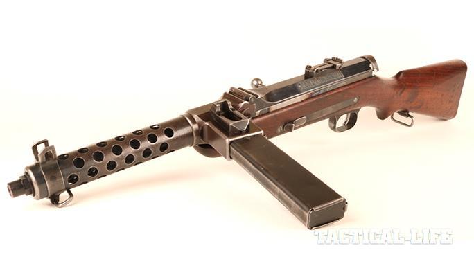 Steyr MP34 submachine gun magazine