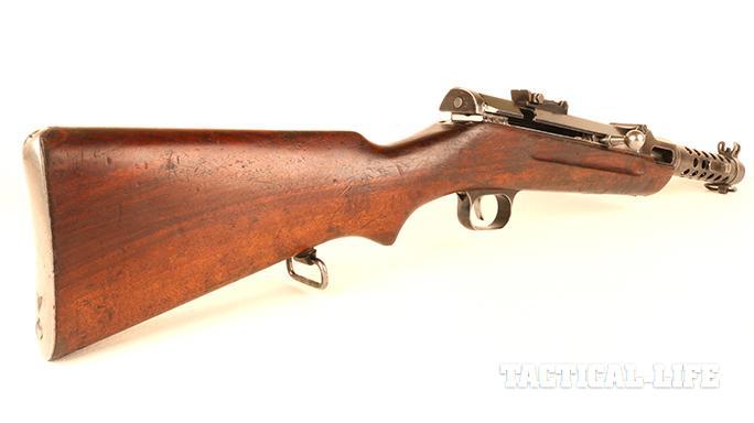 Steyr MP34 submachine gun stock
