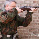 Steyr MP34 submachine gun barrel jacket