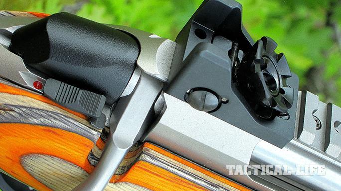 Tikka T3x Arctic rifle sight