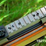 Tikka T3x Arctic rifle rail