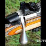 Tikka T3x Arctic rifle bolt handle