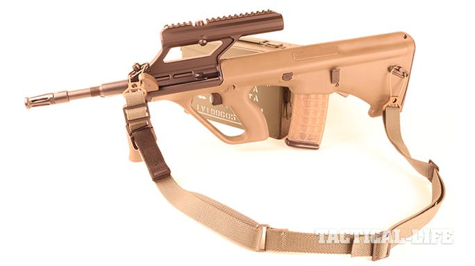 Vickers Combat Application Sling steyr aug rifle