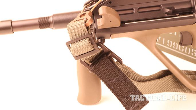 Vickers Combat Application Sling steyr aug closeup