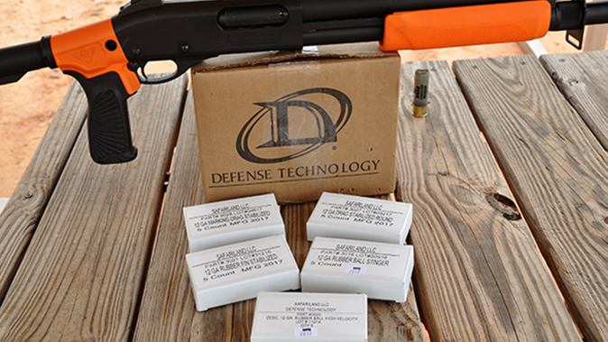 Wilson Combat Less Lethal 870 ammo