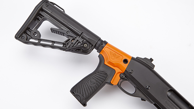 Wilson Combat Less Lethal 870 stock right profile