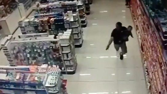 brazilian cop shooting