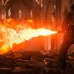 Call of Duty WWII release flamethrower