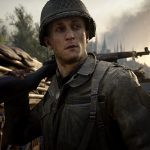 Call of Duty WWII release soldier